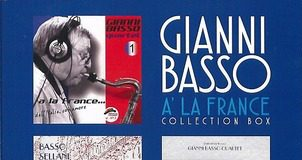 Gianni Basso «À la France. Collection Box»