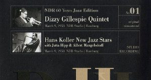 Gillespie - Koller «March 9th 1953, Ndr Studio Hamburg»