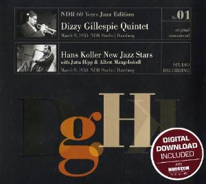 Gillespie - Koller «March 9th 1953, Ndr Studio Hamburg»
