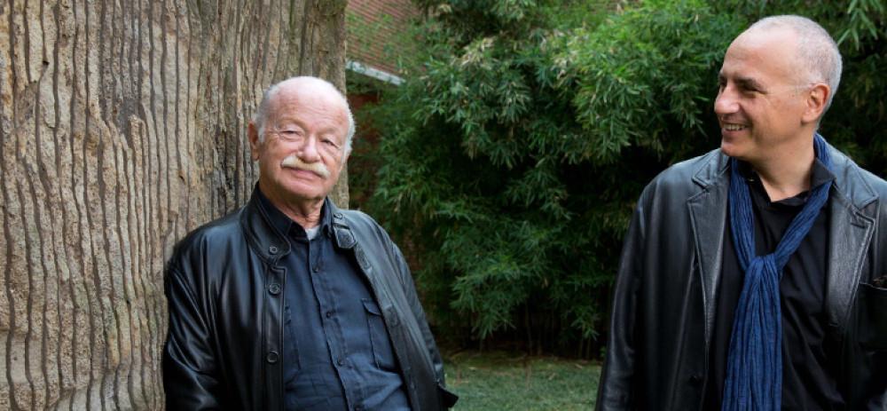 Gino Paoli e Danilo Rea