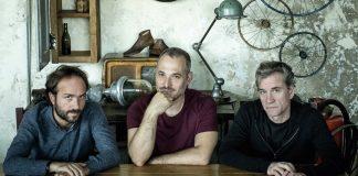 Matteo Bortone, Greg Burk e John B. Arnold
