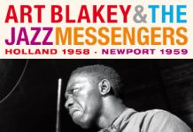 Holland 1958 Newport 1959 - Art Blakey