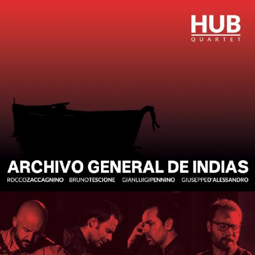 Quartet «Archivo General de Indias»