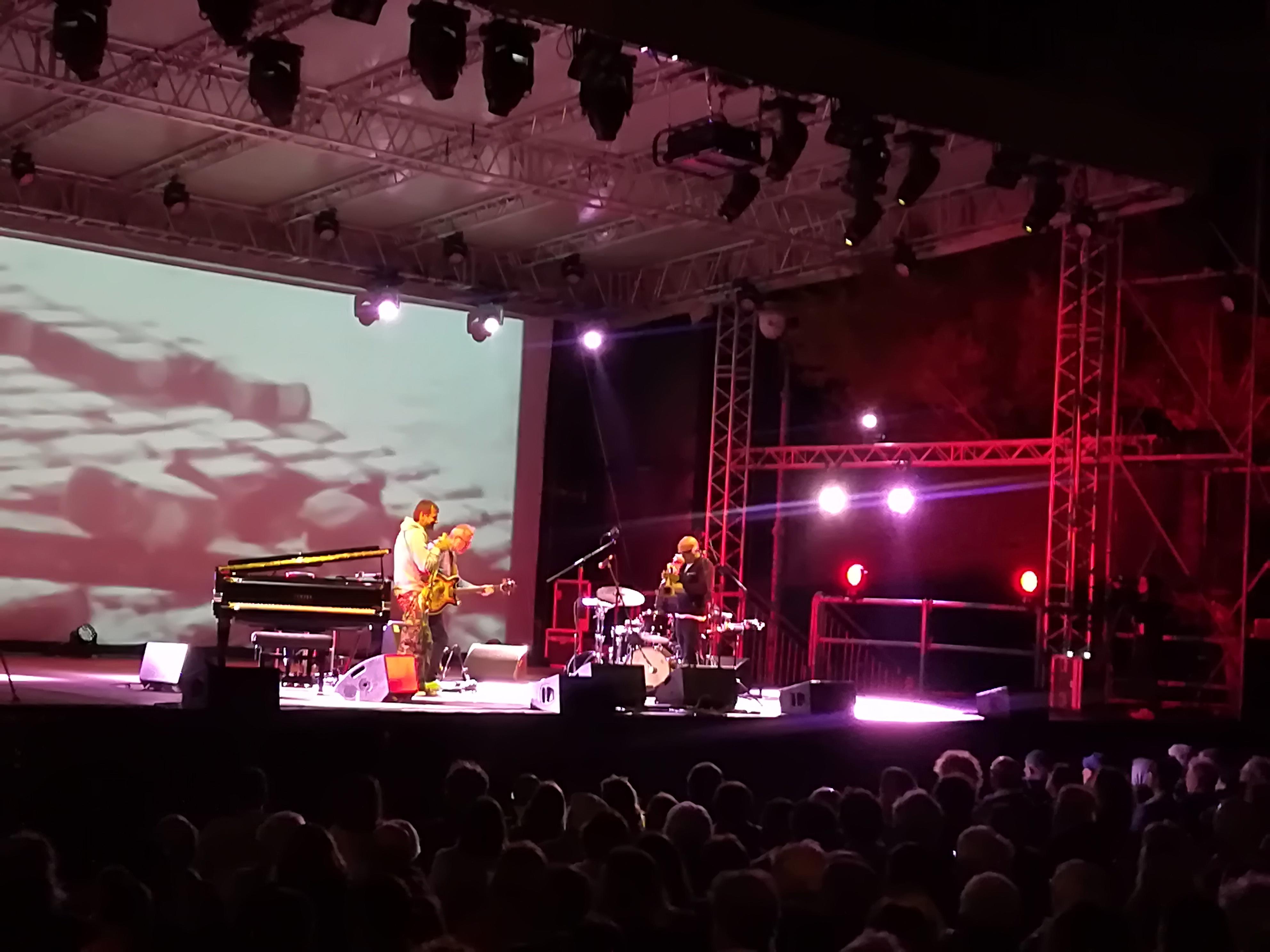 Francesco Bearzatti Tinissima 4et a Time in Jazz 2017