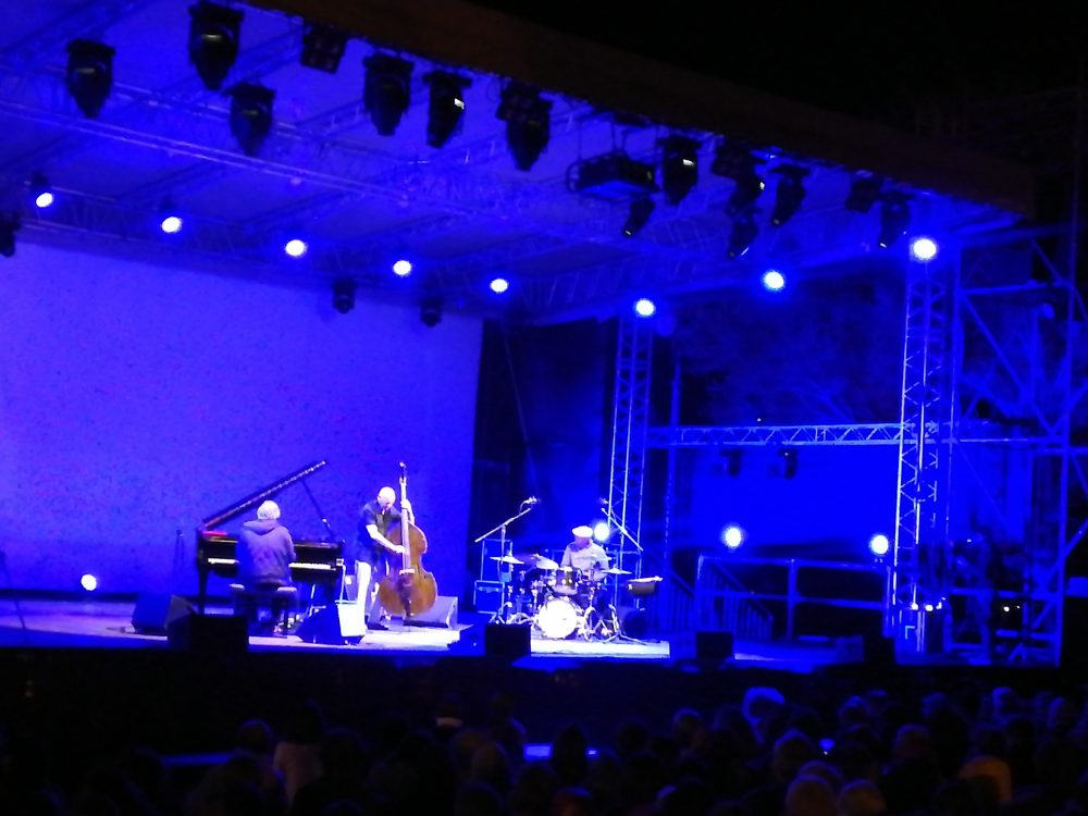 Uri Caine Trio a Time in Jazz 2017