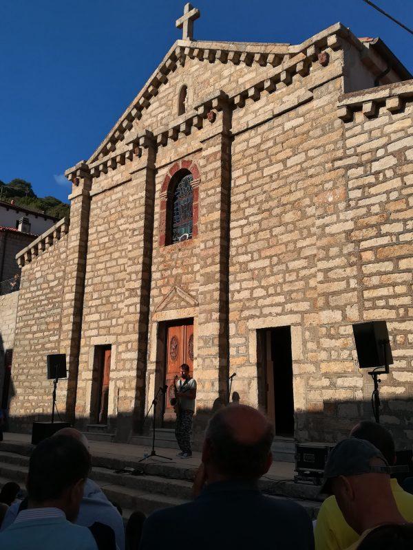 Francesco Bearzatti a Time in Jazz 2017