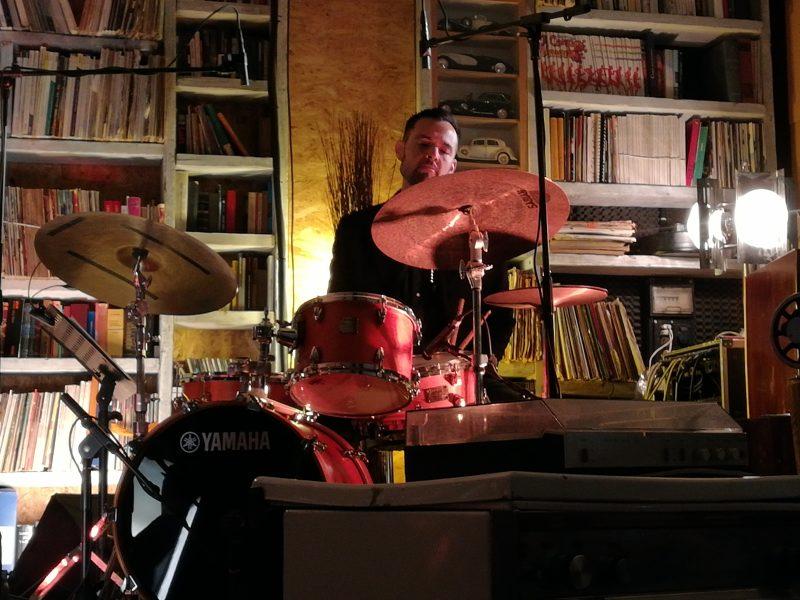 Tomas Fujiwara Thumbscrew - JazzMi 2 novembre 2017