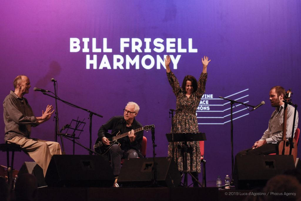 Jazz & Wine of Peace - Bill Frisell Harmony, foto di Luca A. D'Agostino / Phocus Agency