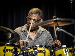 Jack DeJohnette at bluenote in milan ph © roberto cifarelli