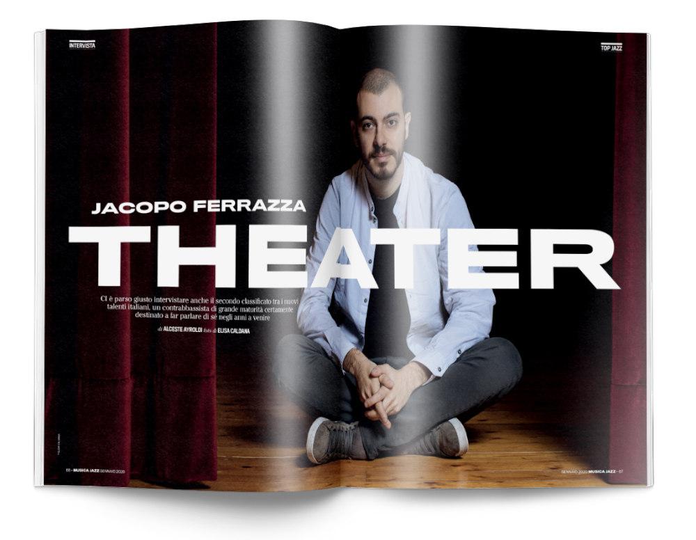 Jacopo Ferrazza - Musica Jazz di gennaio 2020