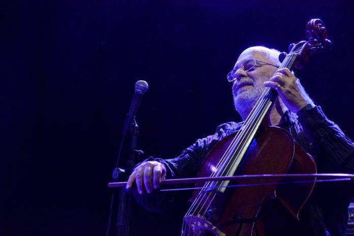Jaques Morelenbaum (foto di Cinzia Cantatore) - Talos Festival 2019