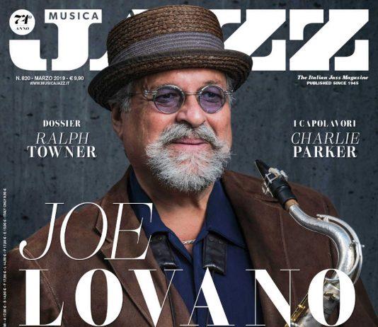 In edicola Musica Jazz di marzo 2019
