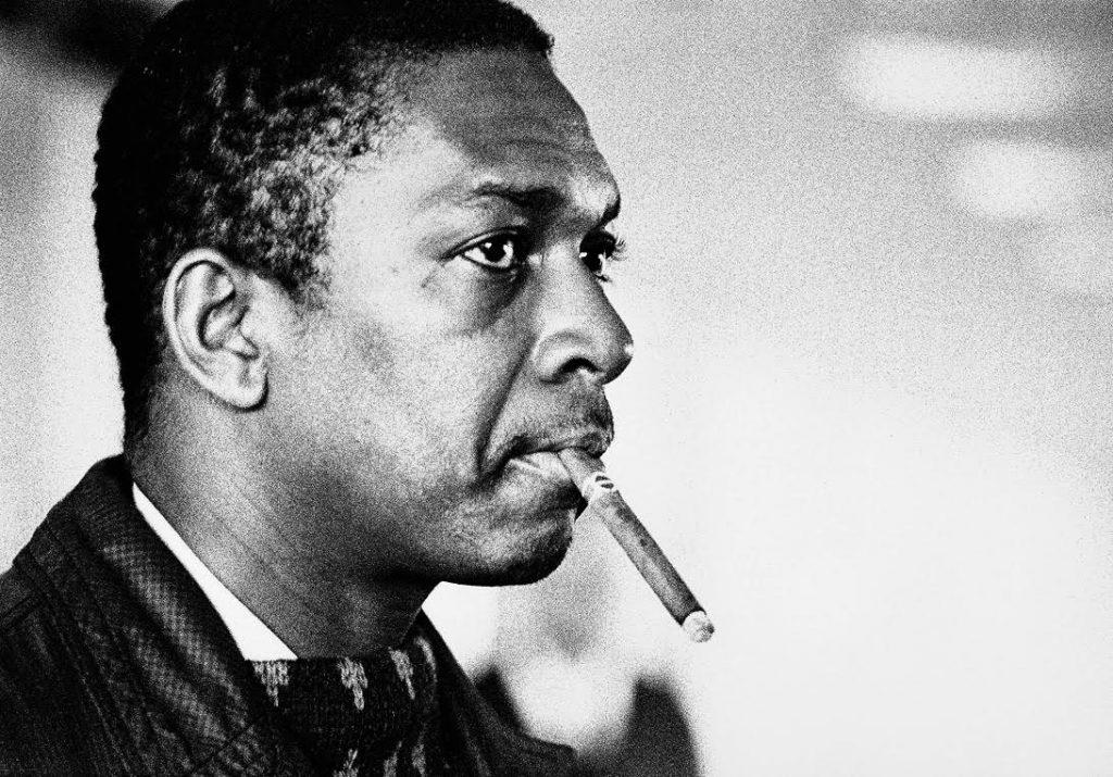 John Coltrane (foto Roberto Polillo)