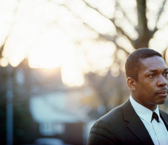John Coltrane (foto di Jim Marshall)