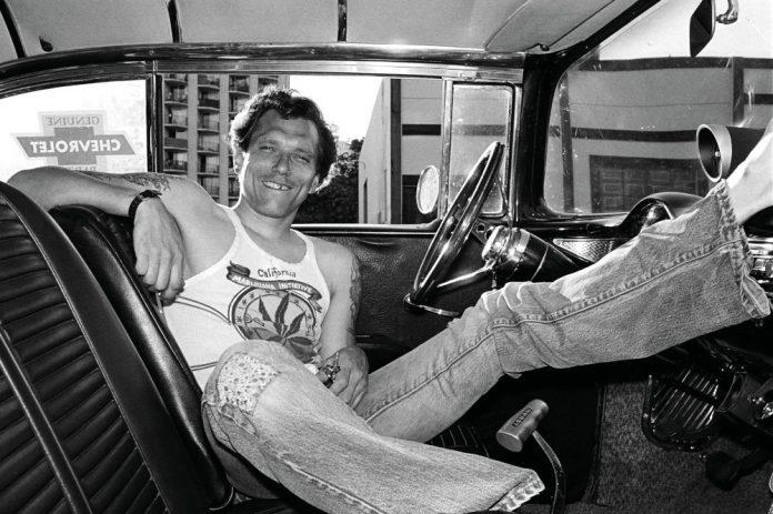 Jorma Kaukonen (foto di Ed Perlstein)