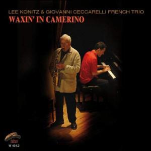 Konitz - Ceccarelli «Waxin' In Camerino»