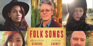 Kronos Quartet - Folk Songs - Fra tradizione e post-moderno