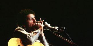 Leonard Cohen, Copenhagen 1972