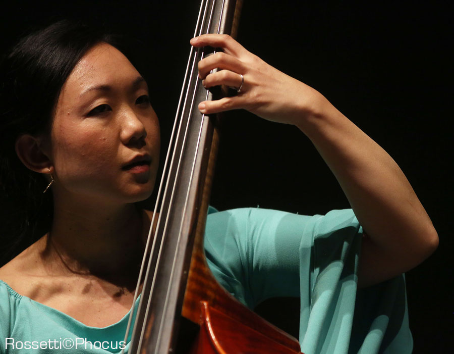 Linda May Han Oh, Bergamo Jazz 2018