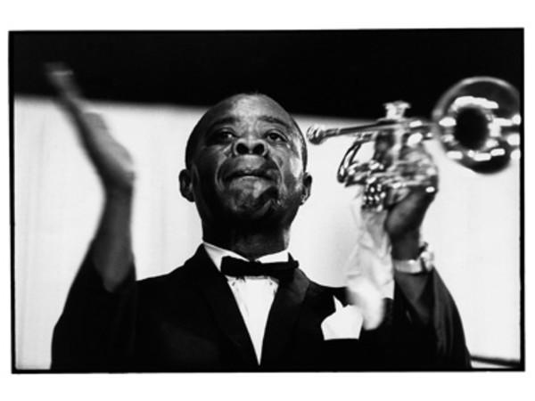 Louis Armstrong (foto: Roberto Polillo)