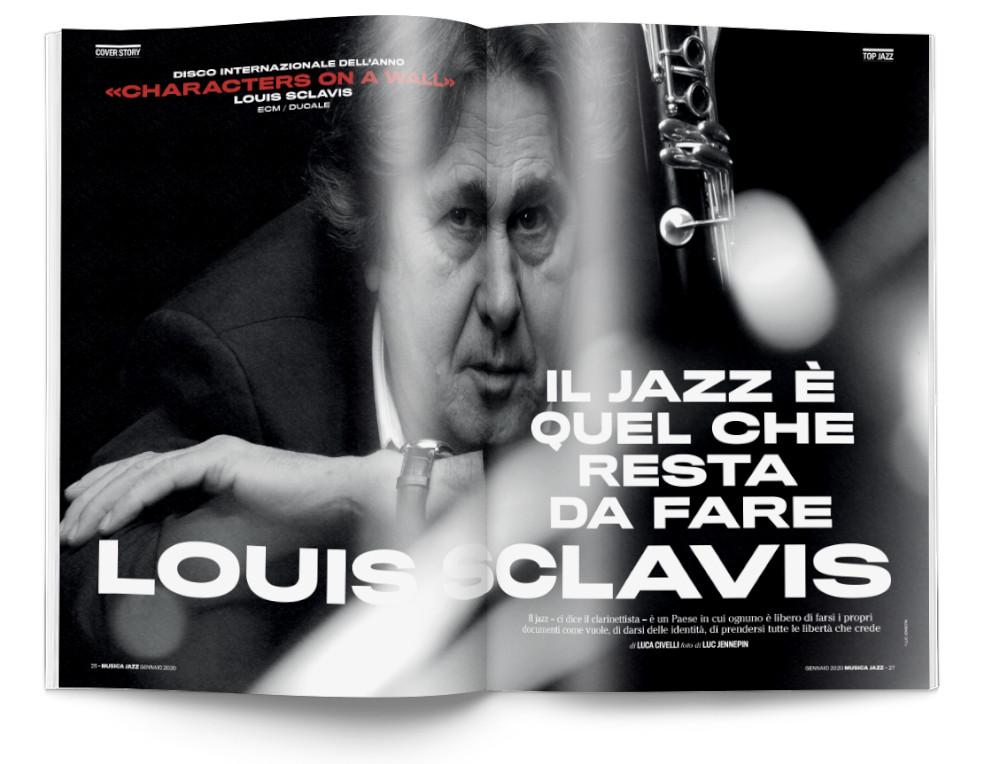 Louis Sclavis - Musica Jazz di gennaio 2020