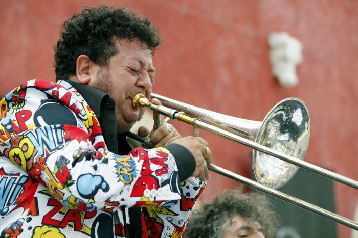 Mauro Ottolini 35° Festival Internazionale Jazz in Sardegna - foto Agostino Mela