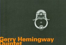 Gerry Hemingway «Demon Chaser»