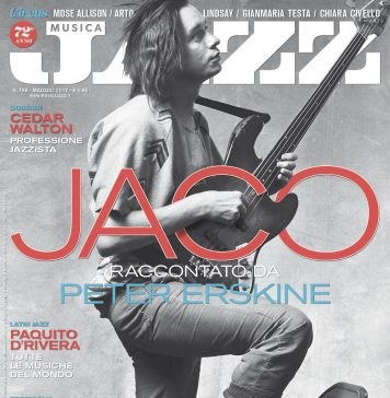 cover maggio Jaco Pastorius