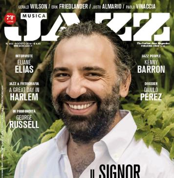 cover musica jazz agosto 2018
