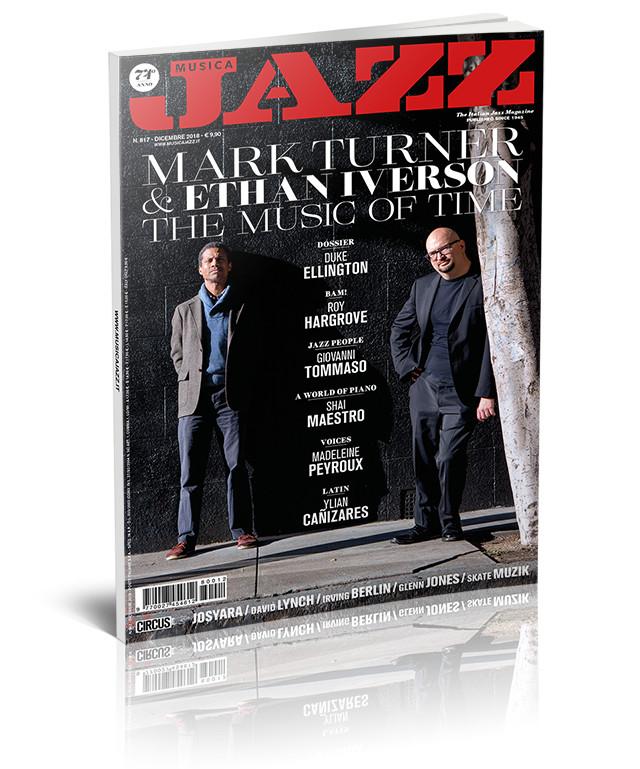Copertina di dicembre 2018 - Musica Jazz