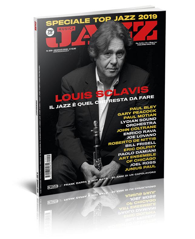 Musica Jazz di gennaio 2020 in edicola