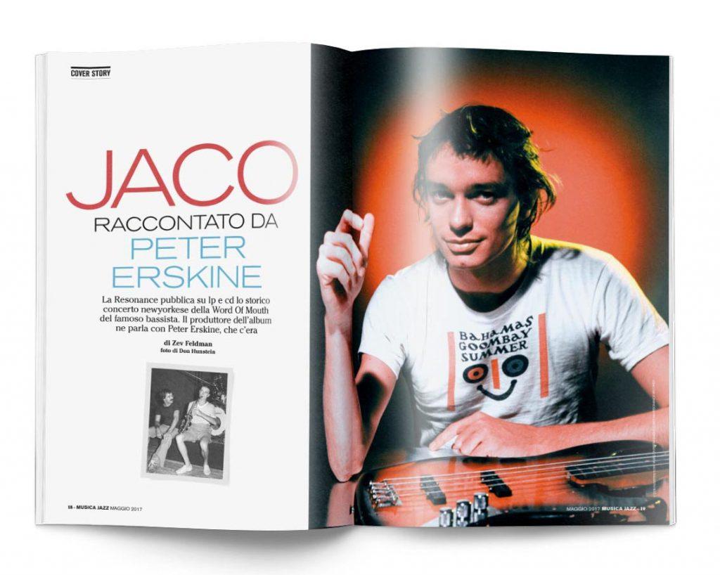 coverstory Jaco Pastorius