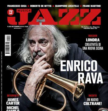 Enrico Rava - In edicola Musica Jazz di settembre 2019