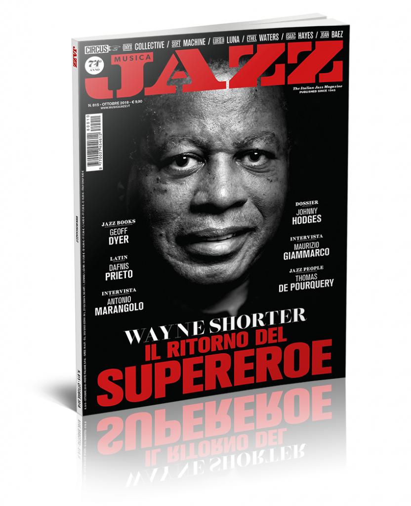 Musica Jazz ottobre 2018