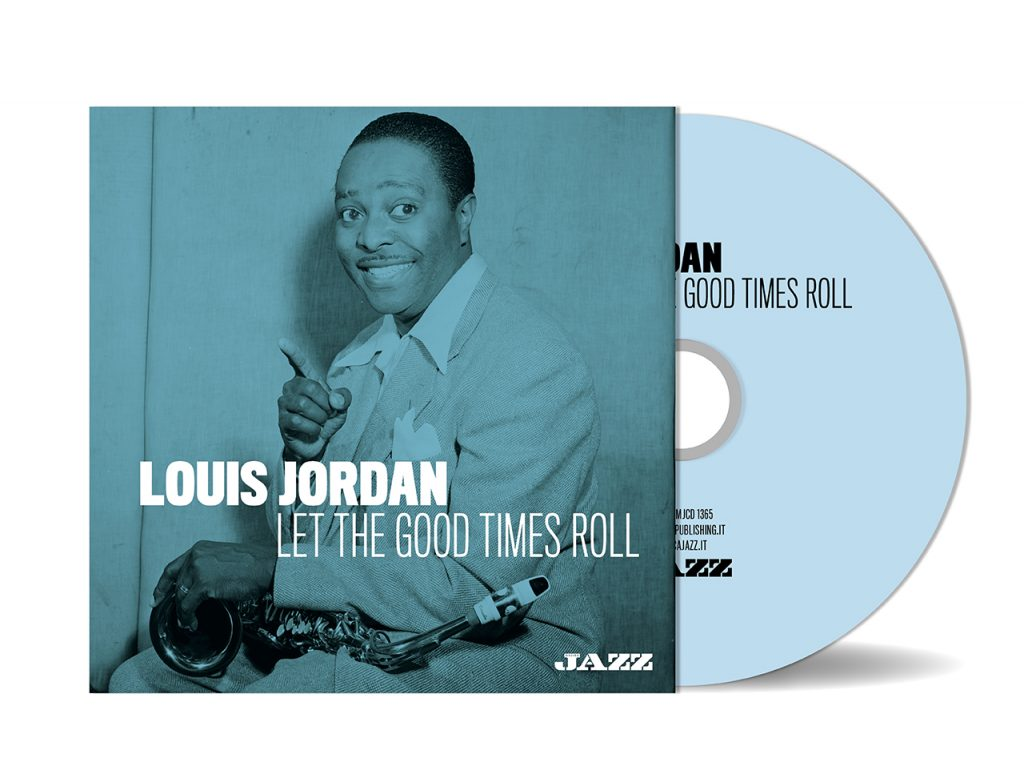 MJ aprile 2020 CD allegato Louis Jordan «Let The Good Times Roll»