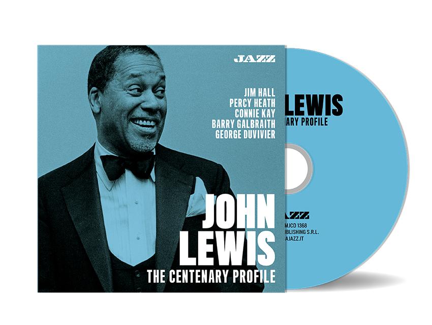 CD allegato di giugno John Lewis