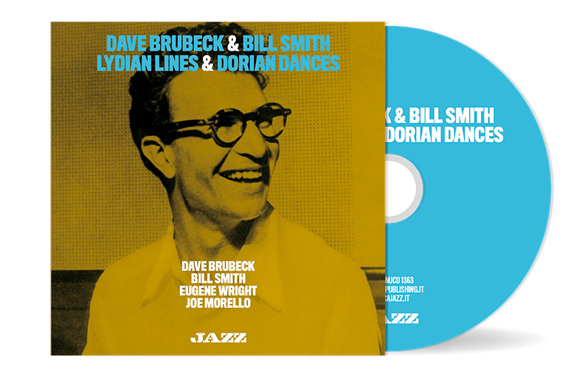 Dave Brubeck & Bill Smith - Il Cd del mese di Musica Jazz