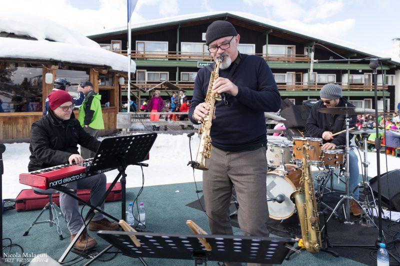 Marco Castelli Organ Trio, Dolomiti Ski Jazz 2018
