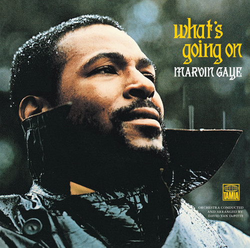 Marvin Gaye «What's Going On»