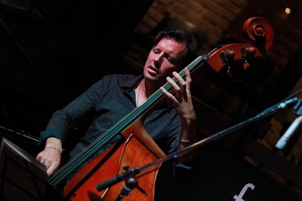 Matt Penman - Miguel Zenón Quartet