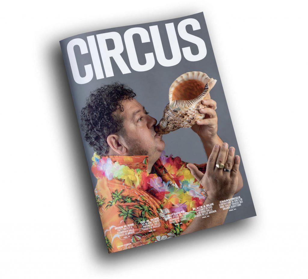 Mauro Ottolini Circus - In edicola Musica Jazz di giugno 2019