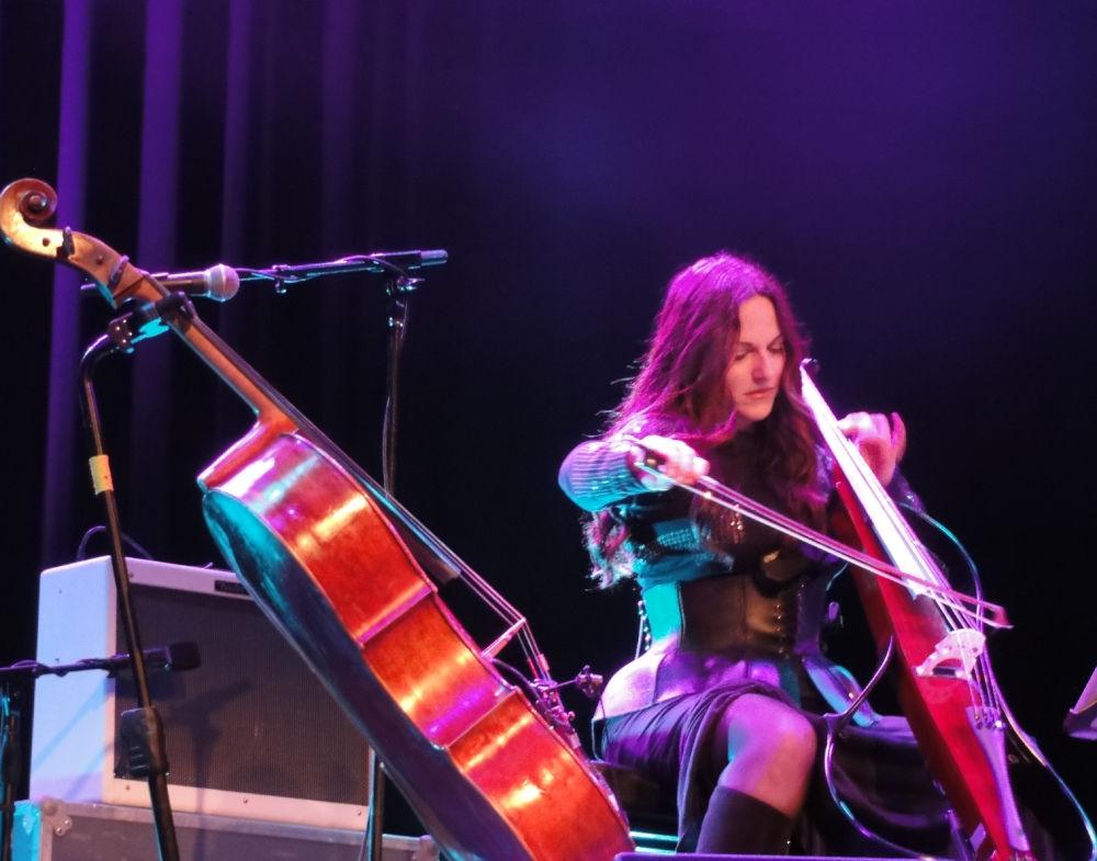 Maya Beiser (foto di Enzo Capua)
