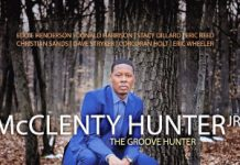 McClenty Hunter jr. «The Groove Hunter»