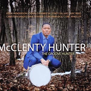 McClenty Hunter jr. «The Groove Hunter»