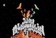 John McLaughlin «The Boston Record»