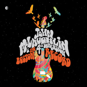 John McLaughlin «The Boston Record»