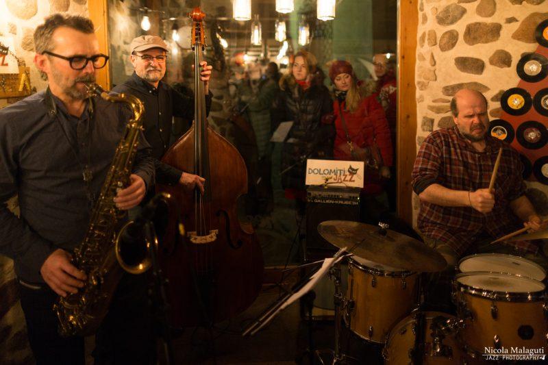 Michele Polga Trio, Dolomiti Ski Jazz 2018