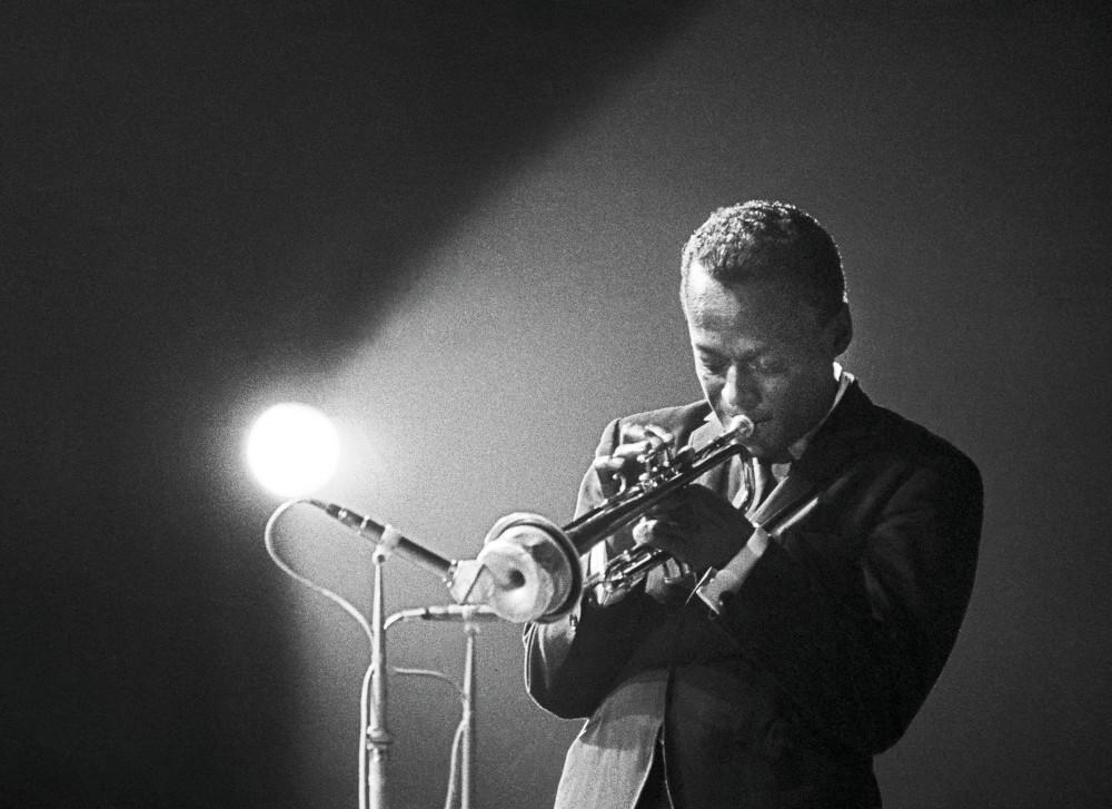 Miles Davis (foto ©Persson-PHOCUS)