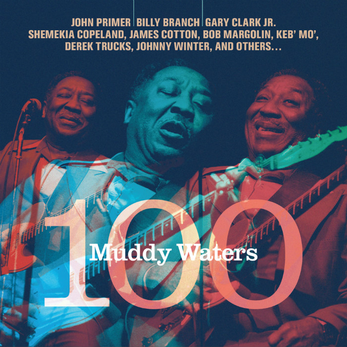 Muddy Waters At 100 CD