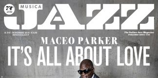 Musica Jazz 2018 11 cover Maceo Parker